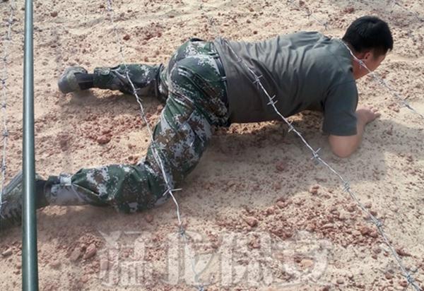 特种保安人员培训